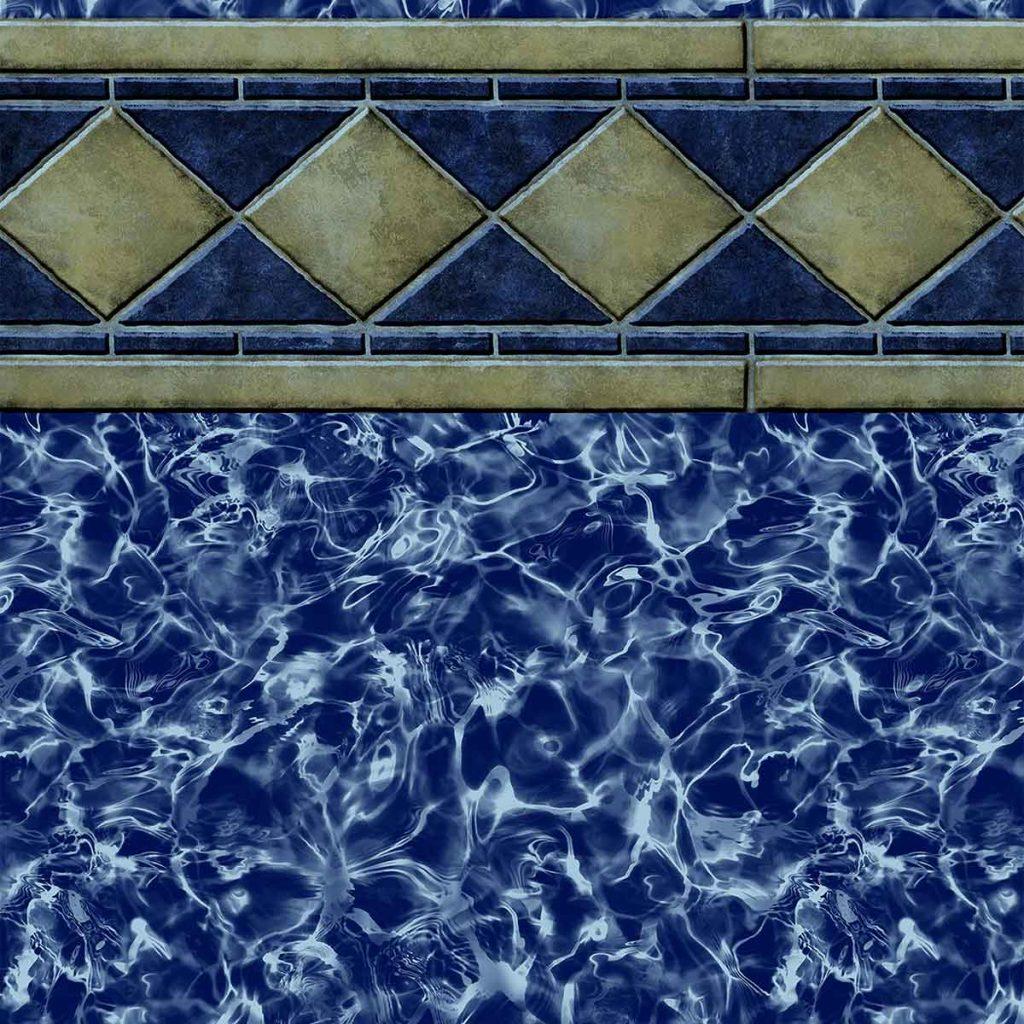 Pool Fits Above Ground Vinyl Pattern Maverick