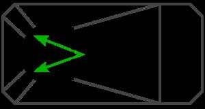 Diagonal Hopper