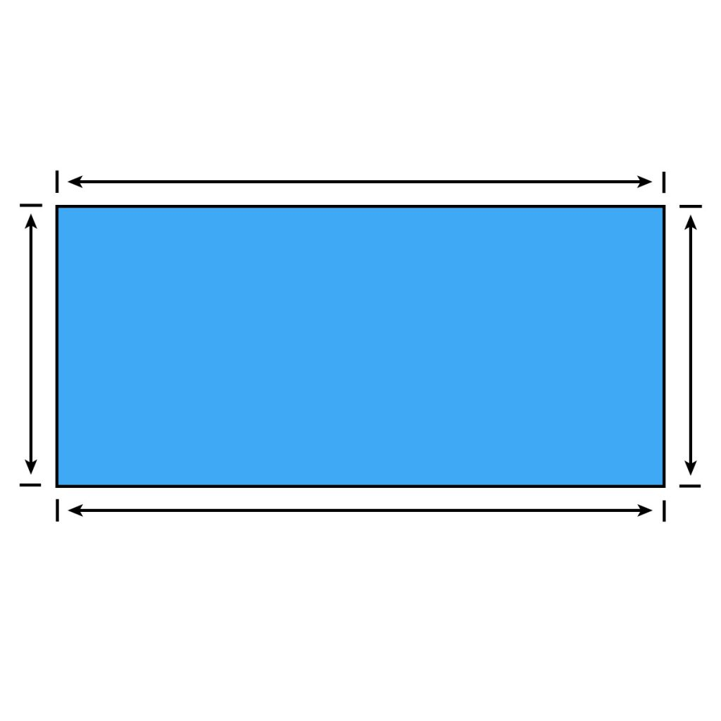 How to Measure On Ground Rectangle