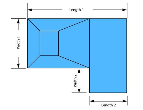 Full-L Pool Shape
