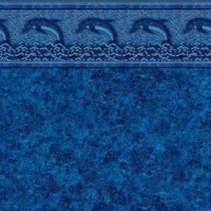 Pool Fits Dolphin Mosaic Tile Avalino Floor Inground Pool Liner Pattern