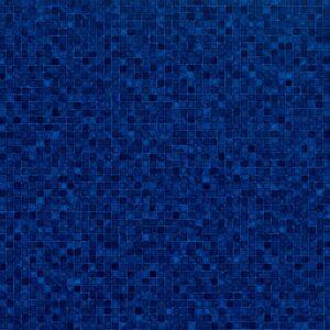 Pool Fits Full Indigo Mosaic Inground Pool Liner Pattern
