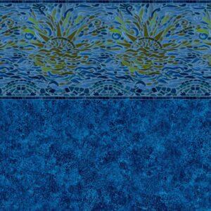 Pool Fits Jamaica Tile Avalino Floor Inground Pool Liner Pattern