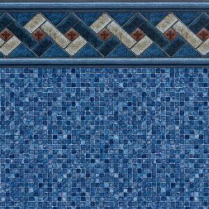 Pool Fits Mountain Top Tile Nielsen Floor Inground Pool Liner Pattern